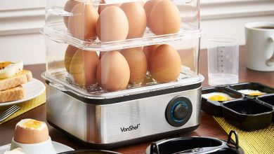 تخم مرغ پز